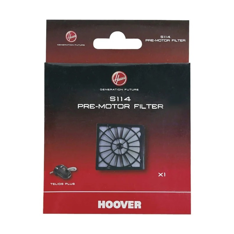 Hoover фильтр для пылесоса Hoover Telios Plus S114