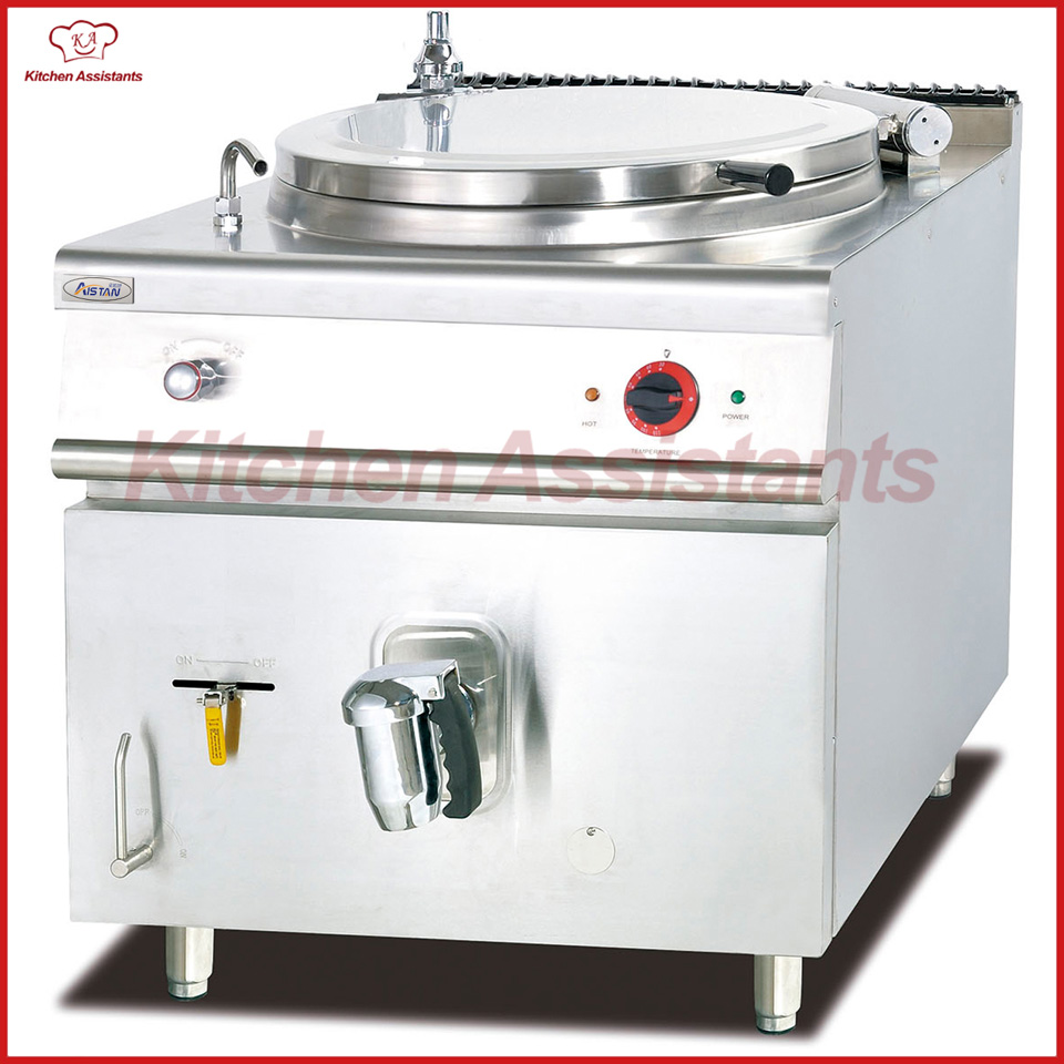 EH781 electric soup kettle machine for commercial use