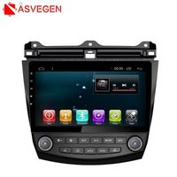 10.i Inch Car Player For Honda Accord 7 Android 7.1 Car Stereo Multimedia Video Player Radio Navigation