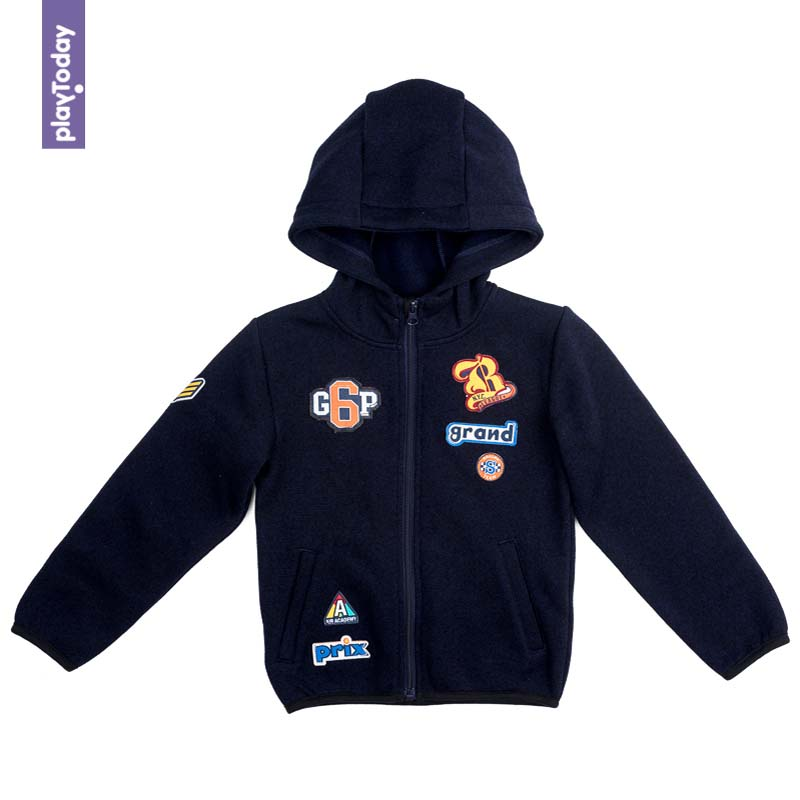 Hoodies and Sweatshirts PLAYTODAY for boys 371068 Children clothes kids clothes