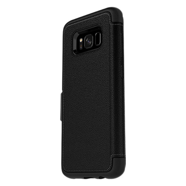 super popular 22307 a032d US $28.98 |Otterbox Strada, Folio, Samsung, Galaxy S8, Black-in Cases from  Consumer Electronics on Aliexpress.com | Alibaba Group