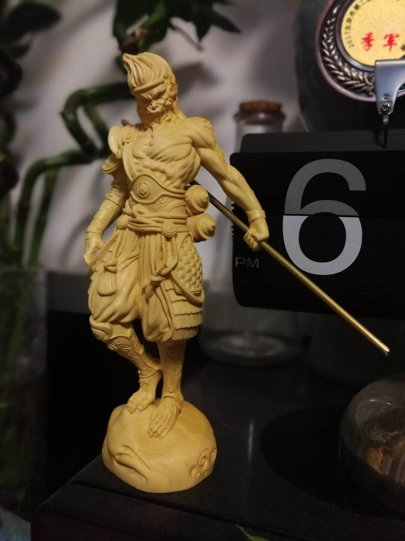 Handmade, Chinese mythology Qitian Dasheng Sun Wukong.Handmade, Chinese mythology Qitian Dasheng Sun Wukong.