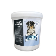 Happy Dog Supreme Baby Starter первый прикорм для щенков, Птица, 4 кг.