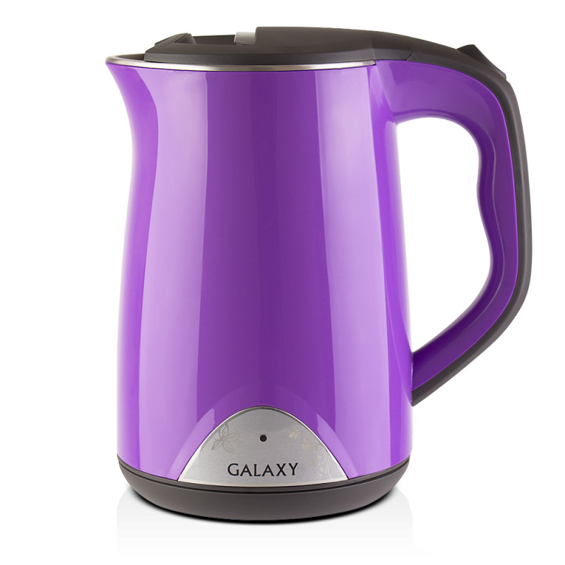 Electric kettle Galaxy GL 0301 purple kettle electric galaxy gl 0553
