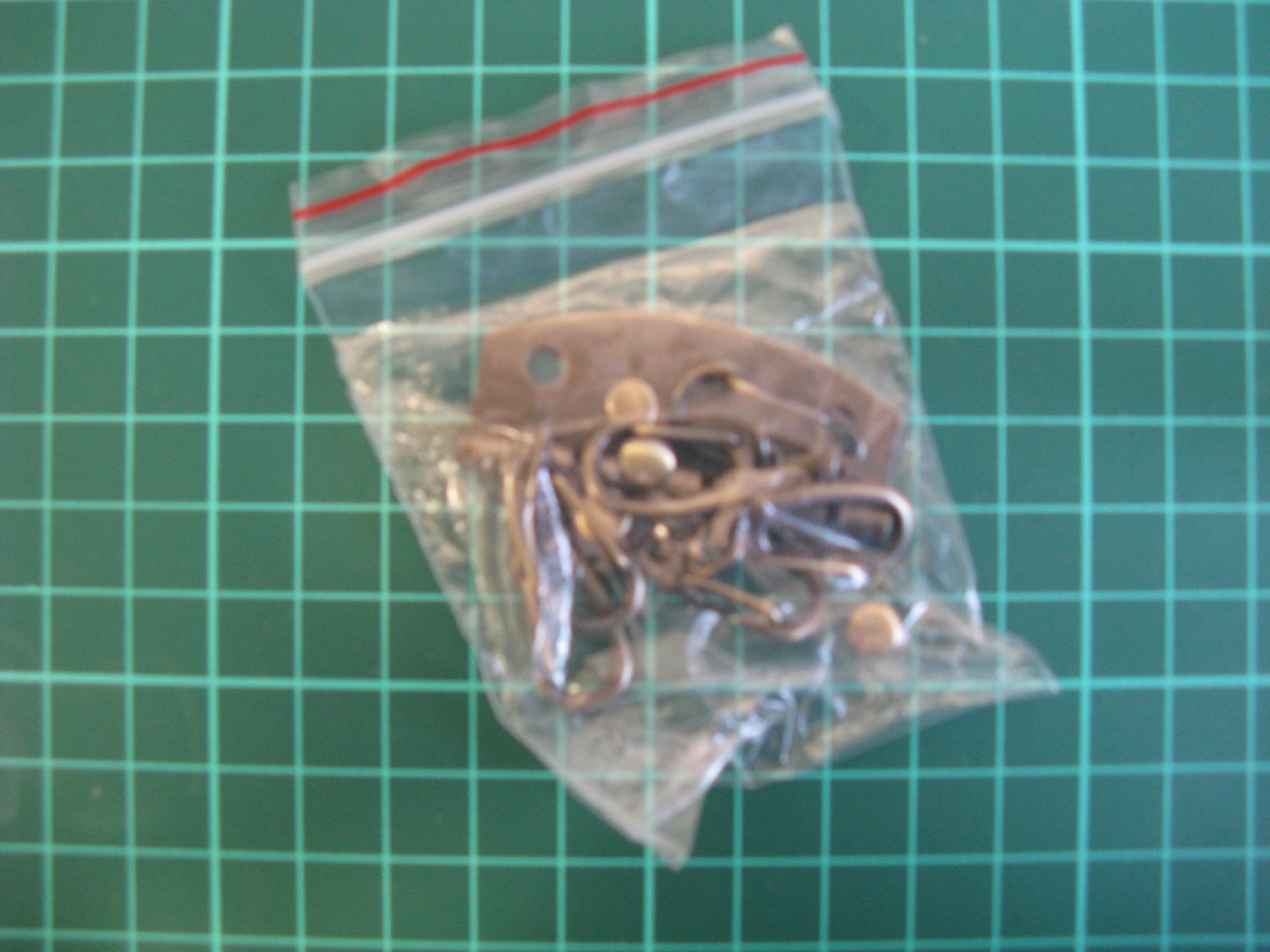 THINKTHENDO DIY Kreeft Sluitingen Clips Tas Sleutelhanger 6 Haak Sleutelhanger Portemonnee Portemonnee Accessoires photo review