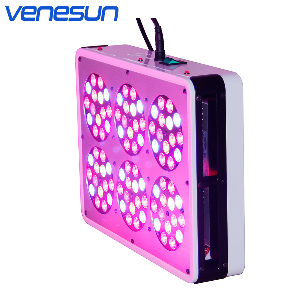 LED Grow Light Venesun Apollo 6 Full Spectrum Plant Grow Lamp High Efficiency Grow LED for Indoor Planting Hydroponic Greenhouse led grow light venesun apollo 4 full spectrum grow lamps high efficiency grow led for indoor planting hydroponic greenhouse