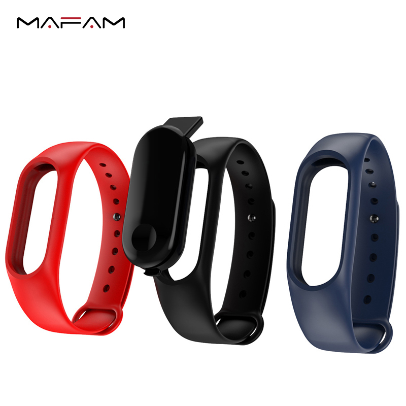 MAFAM M3 Silicone Strap Band For Original M3X Smart Wristband