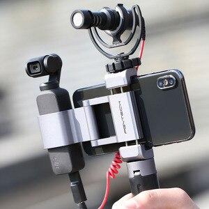 Image 4 - Pgytech Voor Dji Osmo Pocket 2 Accessoires Opvouwbare Telefoon Houder Plus Beugel Set Pgytech Nieuwste Product In Voorraad