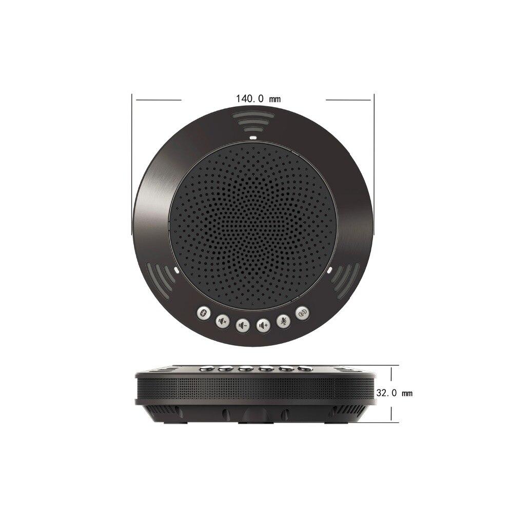 unificado comunicaton speakerphone apto para android ou ios sistema 05