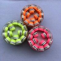 (60pcs/lot) ZARSIA dry feel Tennis Rackets Grips Wraps badminton Racquets Grips