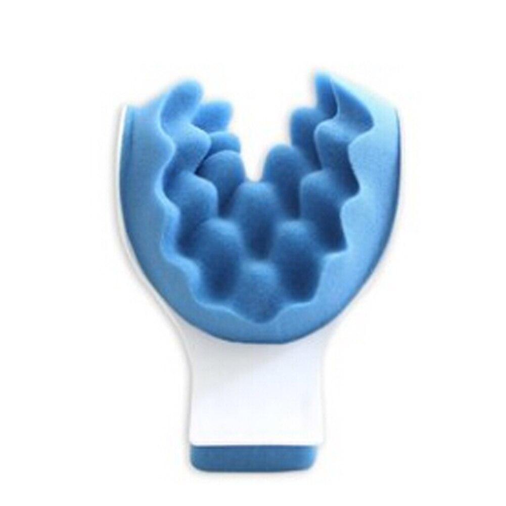 Nova Útil Viagem Neck Pillow Theraputic Suporte Alívio da Tensão No Pescoço E Ombro Relaxer