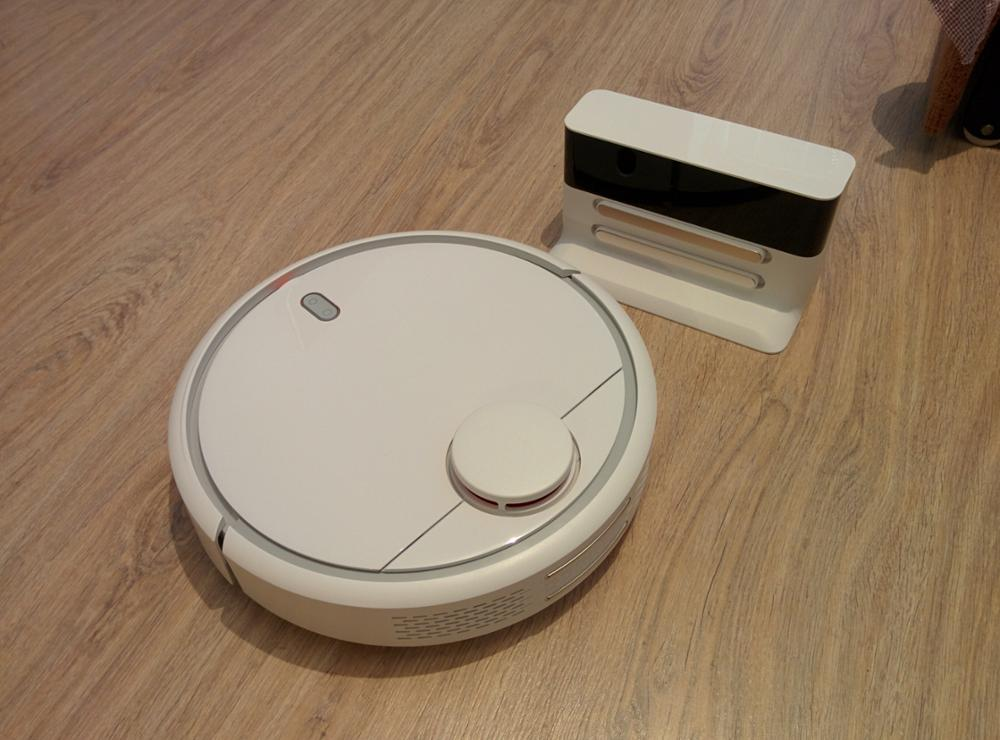 Lowest Price Original Xiaomi Mi Home Smart Plan Type Robotic Vacuum Cleaner With Wifi App Control