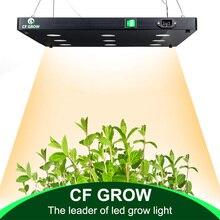 COB LED ultrasottile pianta coltiva la luce spettro completo BlackSun S4 S6 S9 lampada a pannello a LED per piante idroponiche da interno tutte le fasi di crescita