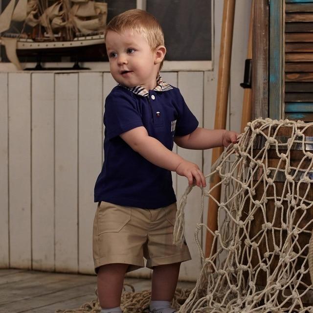 Футболка-поло Lucky Child для девочек и мальчиков