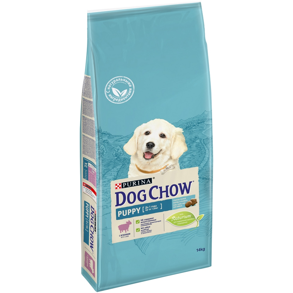 Dog Dry Food Dog Chow Puppy for puppies of all breedss, lamb and rice, 14 kg dog dry food dog chow mature for dogs of all breeds aged 5 9 years lamb and rice 14 kg