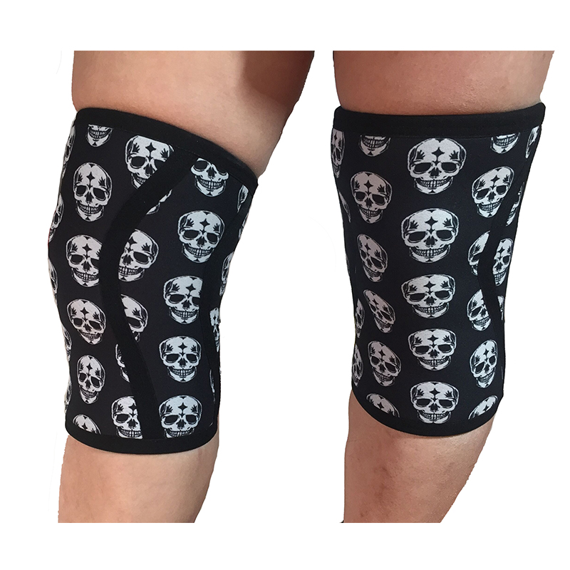 c4b547e95a 7 mm Neoprene Knee Support Sleeves Weight Lifting Powerlifting Fitness  Running Knee Pad Brace Cap Compression Bodybuilding. שמור מוצר. gallery  image