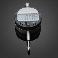 DANIU 0 12.7mm/0.5inch 0.01mm Digital Dial Indicator Electronic Dial Gauge Tool