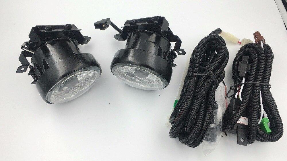 Case for Honda Element CRV fog light 2003 2006 halogen fog lamp car light assembly H3