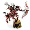 Microwereld 3D Metalen Puzzel Centaurus Warrior Half Paard Monteren Model Kits D007 DIY 3D Laser Cut Jigsaw Toy