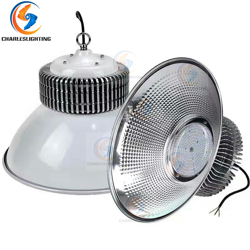 CHARLESLIGHTING 3 YEARS WARRANTY High Quality Industrial Lamp LED 100W High Bay Light Stadium Warehouse Lamp Project LightsCHARLESLIGHTING 3 YEARS WARRANTY High Quality Industrial Lamp LED 100W High Bay Light Stadium Warehouse Lamp Project Lights