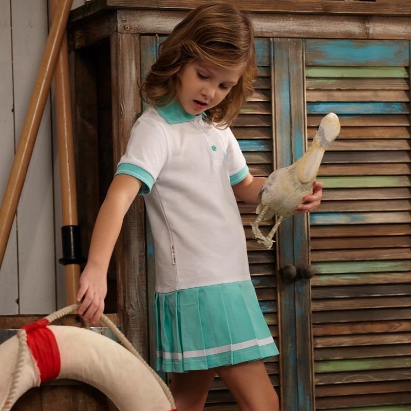 Dresses Lucky Child for girls 40-61 (24M-7T) Sundress Dress Children clothes aurora юху и друзья детёныш нерпы 12 см 161496h