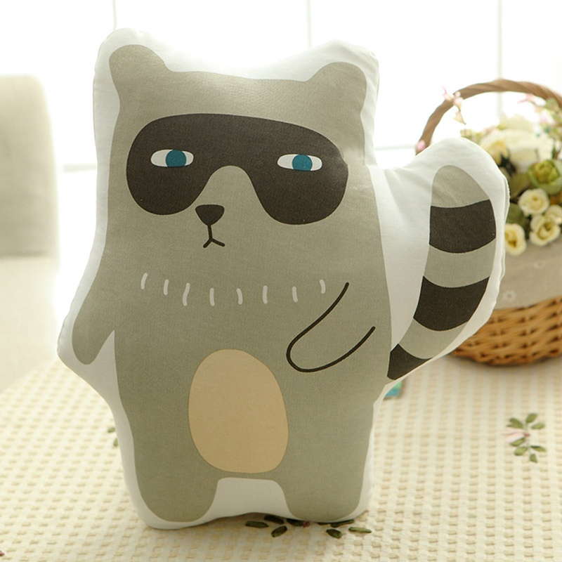 New Arrival Baby Kid Child Stuffed Toy Pillow Bed Sofa Decor Indian Panda Cushion For Gift