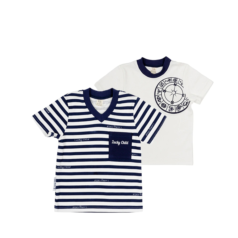 T Shirts Lucky Child for boys 28-26M Top Baby T Shirt Kids Tops Children clothes t shirts lucky child for girls and boys 31 262 top baby t shirt kids tops children clothes