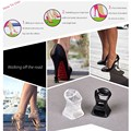 1 Pair Shoes High Heel Cover Protectors, Hard Wearing Latin Stiletto Dancing Covers, Heels Anti-slip PVC Stoppers, Shoe Care Kit