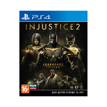Игра для PlayStation 4 Injustice 2. Legendary Edition