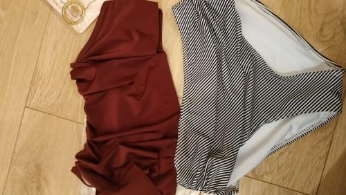 2018 Bikinis Women Swimwear High Waist Swimsuit Halter Sexy Bikini Set Retro Bathing Suits Plus Size Swimwear XXL