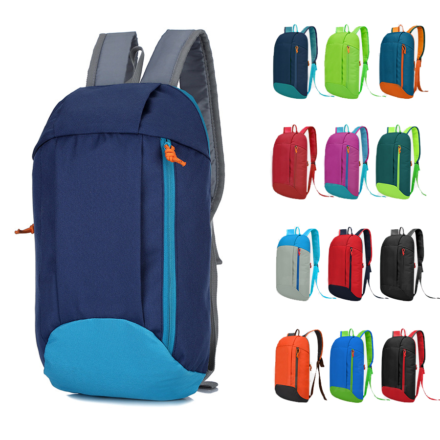 Free Shipping Under 10 Dollars 10L Ultralight Men Women Sports Travel Backpack Hiking Camping Backpack