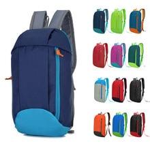 2244eab92 10L Ultralight Men Women Sports Travel Backpack Hiking Camping Backpack  Girl Boy Children Waterproof Climbing Outdoor Small Bag