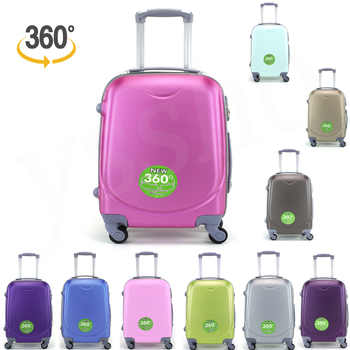 Suitcase for cabin rigida with 4 wheels - DISCOUNT ITEM  0% OFF All Category