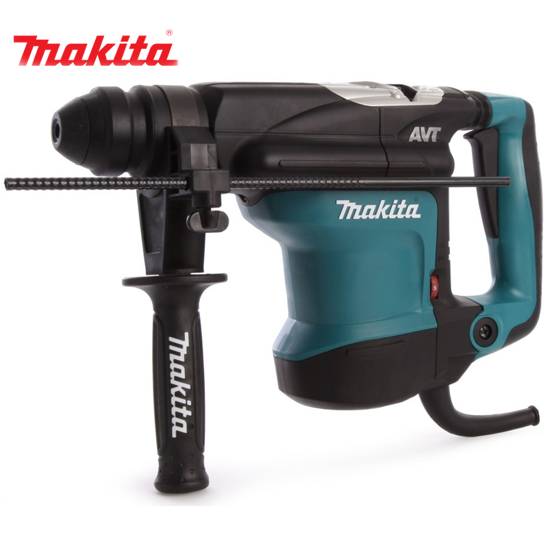 The electric hammer drill Makita HR3210C free shipping electric hammer drill speed control switch for bosch gbh20 24 gst85pbe power tool accessories