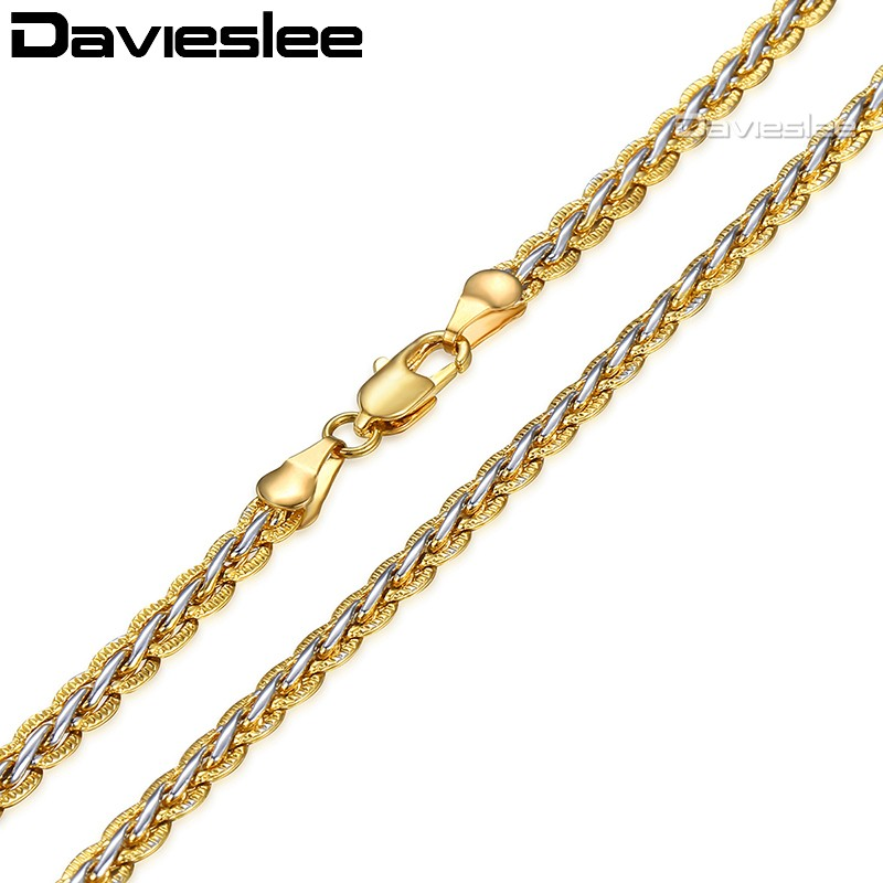 Davieslee Mens Womens Necklace