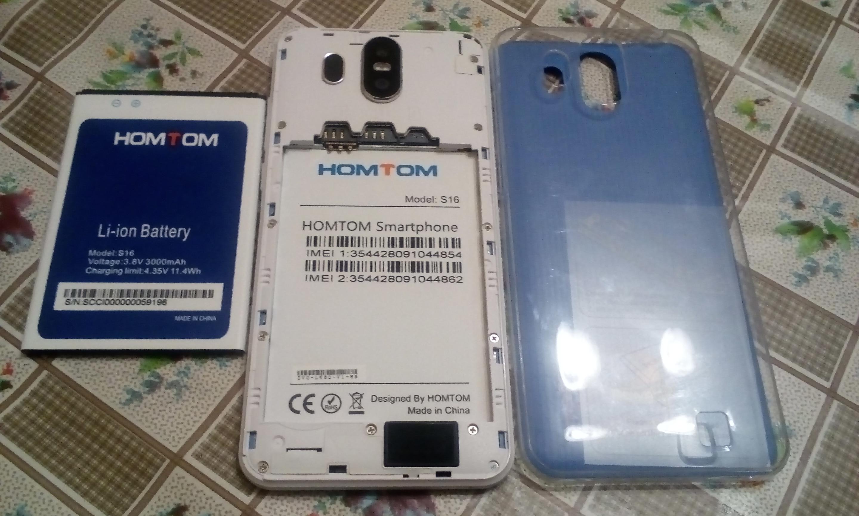 Doogee HomTom S16 отзыв