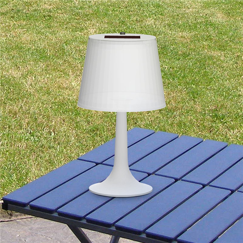 Pearlstar Indoor Decoration Solar Table Lights For Living Room Night Sleeping Desk Lamps Led Outdoor Panel Light In From Lighting