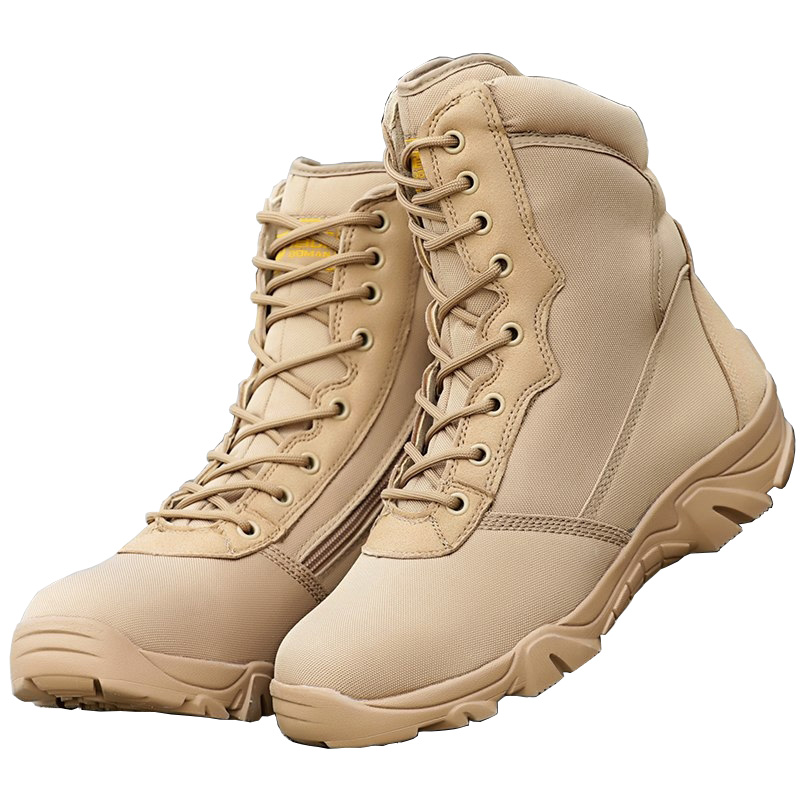 Desert Tactical Military Boots Men Botas Militares Winter Autumn Army Combat Shoes Sapato Masculino Special Force