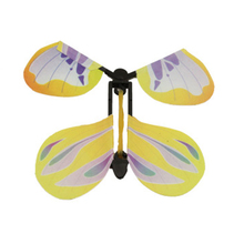 Toys Hand Transformation Fly Butterfly Funny Novelty Surprise Prank Joke Mystical Fun Classic Toy Color Random(China)