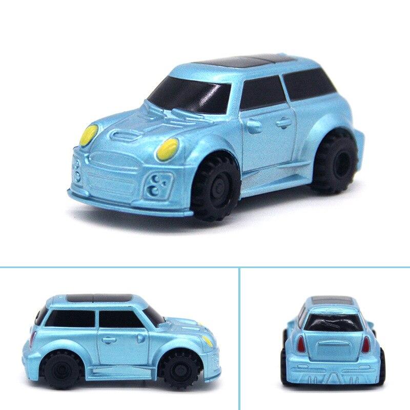 1 unids Pluma Mágica Camión Inductivo Mini Puzzle Siga Cualquier - Vehículos de juguete para niños - foto 4