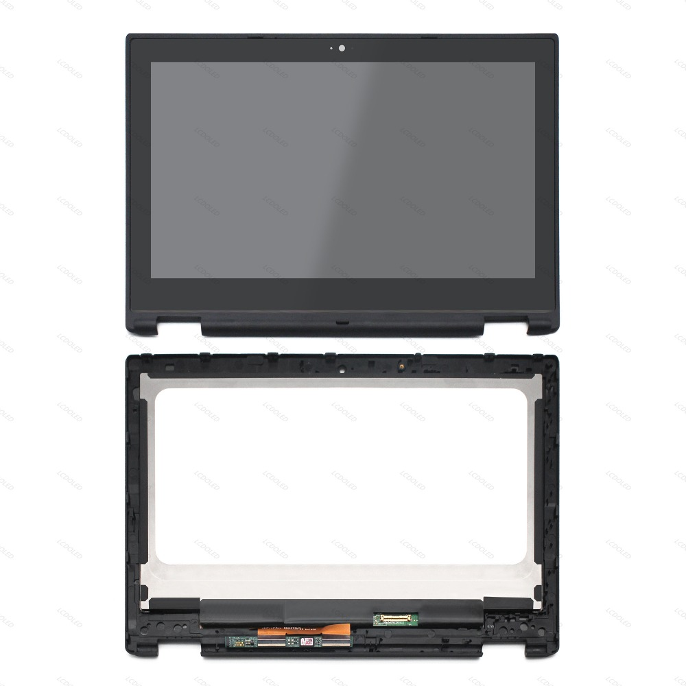 11.6'' LCD Screen Display Touch Glass Digitizer Assembly for Acer Chromebook R 11 C738T Series 6M.G54N7.004 Celeron N15Q8 N15Q6