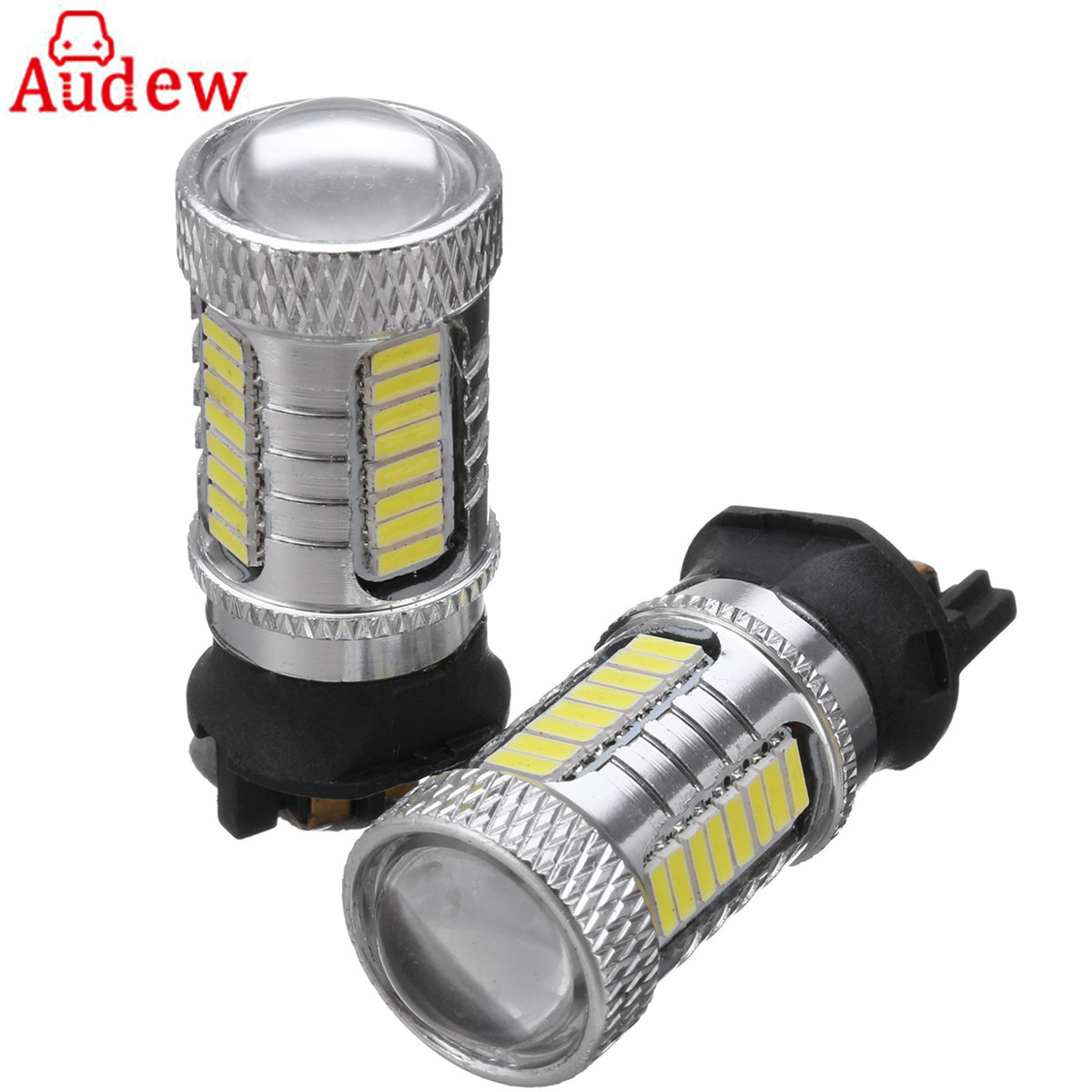 1Pair PWY24W White Car Light Daytime Running Lights LED Lamp Bulbs Fog Light DRL PW24W  For BMW F30 F31 CC джемпер sweewe sweewe sw007ewxax62