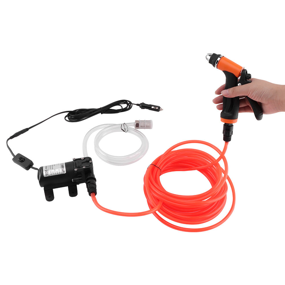 0.68Mpa Car Washer Gun Pump High Pressure Cleaner Care Washing Machine Electric Cleaning Auto Wash Maintenance Tool Accessories
