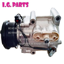 car auto ac compressor for FORD MONDEO III 1.8 2.0 Transit Kasten 2.3 1367492 4336114 1S7H19D629CA 1S7H19D629CB/D/E/F