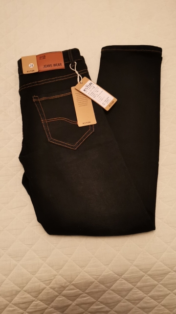 Материал:: Джинсовая; молния брюки; Материал:: Джинсовая; молния брюки;