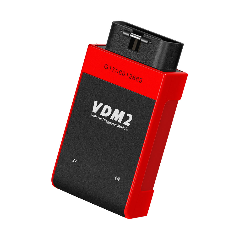 Image 2 - UCANDAS VDM2 VDM II UCANDAS WIFI Car Automotive Scanner VDM 2 V5.2 Support Multi Language and Android System Free shipping on