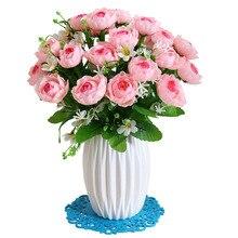 For Wedding Vazo Cam Fanus Wazon Na Kwiaty Teraryum Jarrones Decorativos Moderno Home Decoration Accessories Modern Flower Vase