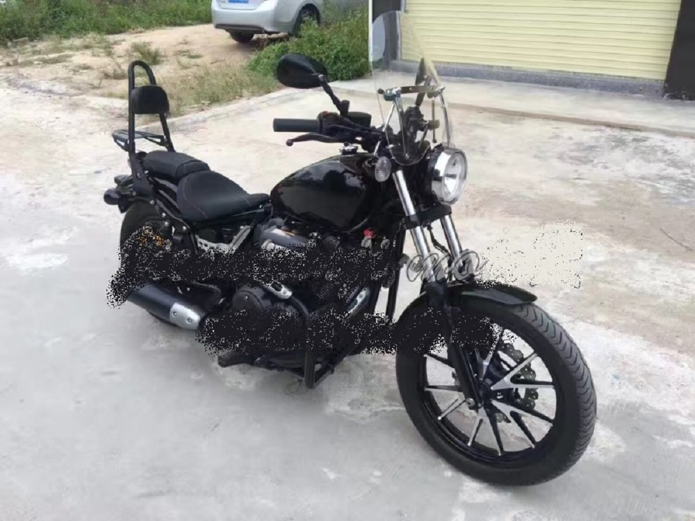 PSLER/® Respaldo de moto Sissy Bar para Star Bolt XV950 XVS950 2014-2019