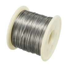 Uxcell 1pcs Heating Resistor Wire Nichrome 20/21/22/24/27/28/30/32AWG 20/50/100m Length Resistance Wires for Elements