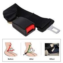 Автомобильный ремень безопасности для беременных женщин, универсальный автомобильный ремень безопасности 36 см, зажим ремня безопасности, удлинитель ремня, автомобильные аксессуары